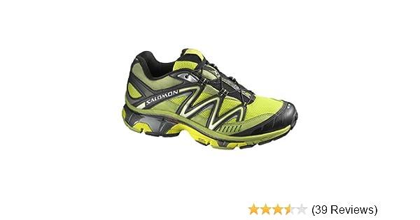 reputable site 45331 1d0e5 Amazon.com   Salomon Men s XT Wings 2 Trail Running Shoe, Sprout Green Turf  Green Black, 12 M US   Trail Running