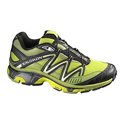 quality design 8064d 97a09 Salomon Men s XT Wings 2 Trail Running Shoe,Sprout Green Turf Green Black