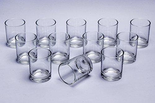 Union Glass UG 323 Set of 12 Pieces Shot Glass