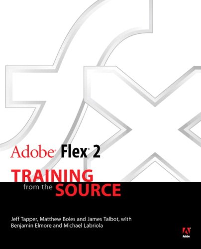 Adobe Flex 2: Training from the Source -