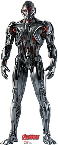 Ultron - Marvel's Avengers: Age of Ultron - Advanced Graphics Life Size Cardboard Standup