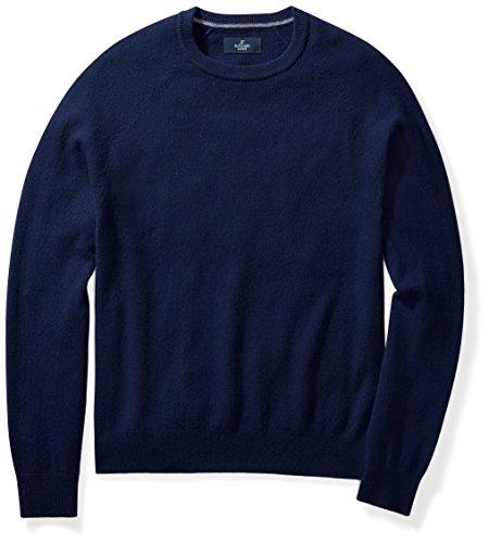 100% Cashmere Crew Sweater - 8