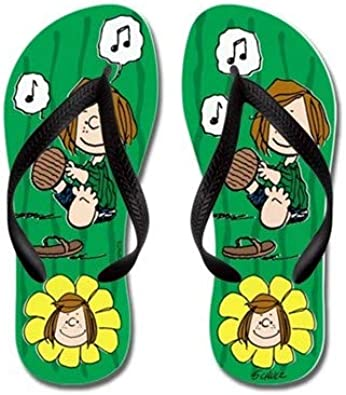 Lplpol Flip Flops for Kids Adult Beach Sandals Pool Shoes Party Slippers Black Pink Blue Belt for Chosen