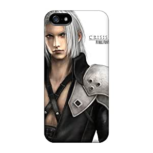 New Premium AbbyRoseBabiak Sephiroth Skin Cases Covers Excellent Fitted For Iphone 5/5s