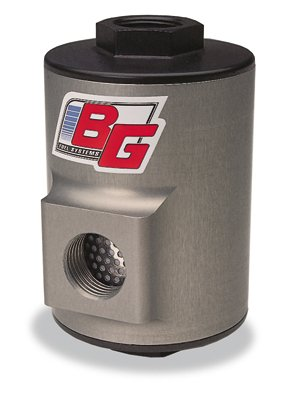 UPC 792898005372, Barry Grant 170018  Fuel Filter 5000 Series II
