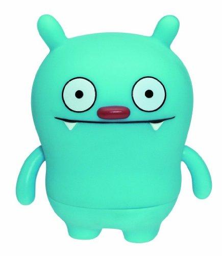 Uglydoll Toe Big (UglyDoll Series 2 Big Toe Blue Action Figure)