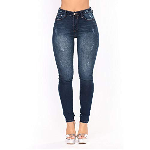 tt Lift High Waisted Skinny Denim Stretch Slim Length Jeans… ()