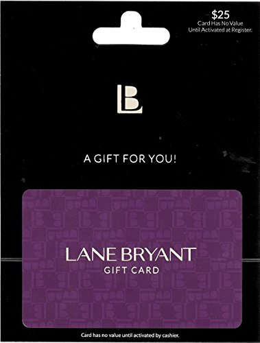 Lane Bryant Gift Card $25