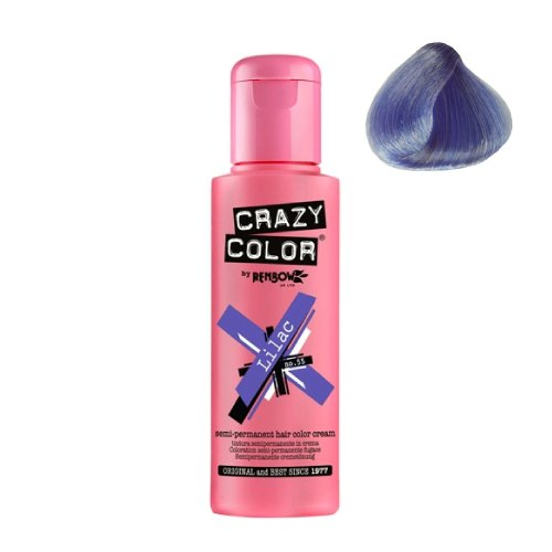 semi permanent hair dye lilac - 8