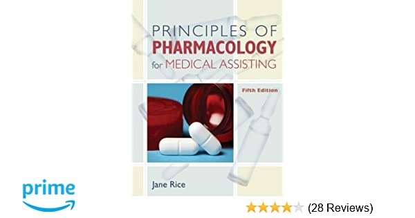 Principles of pharmacology for medical assisting principles of principles of pharmacology for medical assisting principles of pharmacology for medical assisting principles 9781111131821 medicine health science fandeluxe Gallery