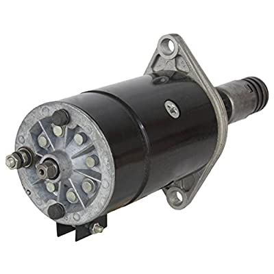 NEW STARTER MOTOR FITS AUSTIN HEALEY SPRITE LOTUS ELITE MG MIDGET TRIUMPH SPITFIRE: Automotive