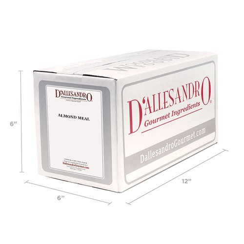Raw Almond Meal Flour - 5 Lb