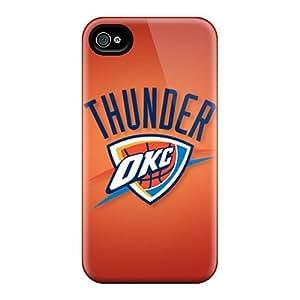 CharlesPoirier Iphone 6 High Quality Hard Cell-phone Cases Provide Private Custom HD Oklahoma City Thunder Series [hvE13043kjWG]