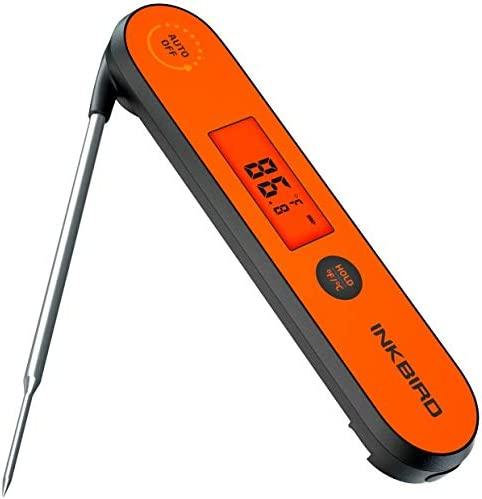 Inkbird Waterproof Thermometer Rechargeable Calibration product image