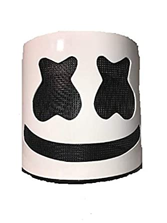 Dj Marshmello Replica Helmet White