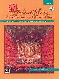 Italian Arias of the Baroque and Classical Eras Book & CD Voice Ed. John Glenn Paton ()