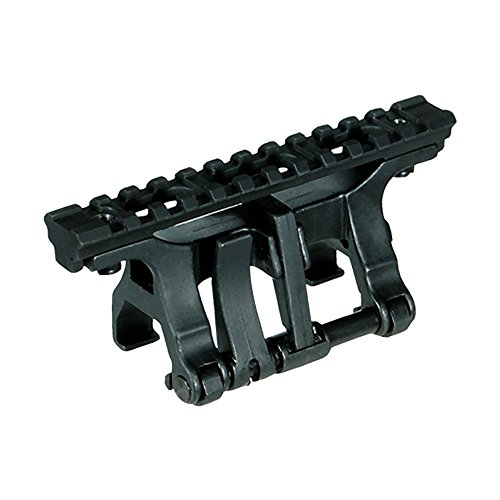 (UTG MP5 Steel Claw Mount with STANAG to Picatinny Adaptor)