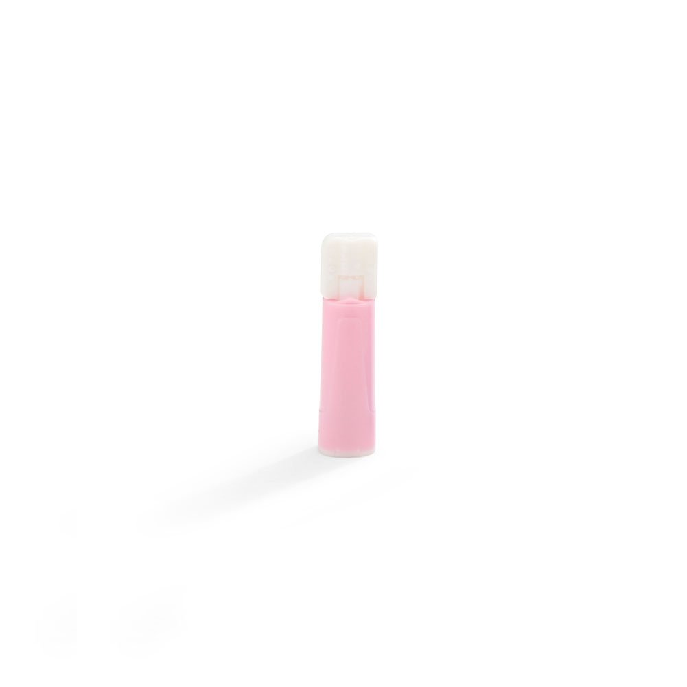 MediChoice Pressure Activated Lancet, 21 Guage, 2.0 mm Depth, Single Use, Pink, 1314PL2120 (Case of 4000)