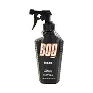 Parfums De Coeur Bod Man Black Fragrance Body Spray for Men