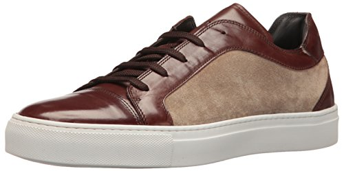 Om Te Beginnen New York Mens Bronson Mode Sneaker Duiker / Softy T Moro / Taupe