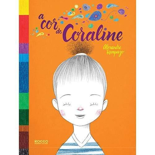 Cor de Coraline, A: _: 9788562500763: Amazon.com: Books