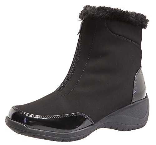 Sporto Women's Emma Cold Weather Boot (8.5 B(M) US, Black/Black - Sporto Fur Boots