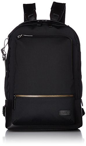 Tumi Harrison Bates Backpack, Black Nylon