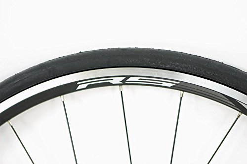 Quality Shimano RS010 Road Bike Wheels Wheel Set 8 9 10 11 Speed 700c Rims + FREE Continental Tires Tubes