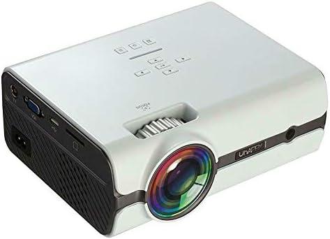 Amazon com: 1800 Lumens Mini LED Video Projector TV Home