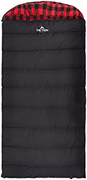TETON Sports 101L Celsius XXL Sleeping Bag (Black)