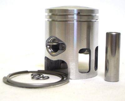 Zylinder Kit 50ccm LC wassergek/ühlt f/ür Minarelli Motoren Nitro SR50 f/ür MBK YQ 50 Nitro 2006 Aerox