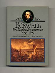 Boswell, the English Experiment, 1785-1789 (Yale Editions of the Private Papers of James Boswell)