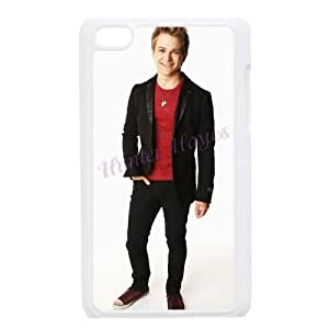 Music & Singer Series Protective Hard Case Cover for iPod Touch 4 4G 4th Generation- 1 Pack - Hunter Hayes - 3