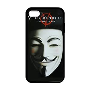 Guy Fawkes Mask V for Vendetta Case for iPhone 5 5s case