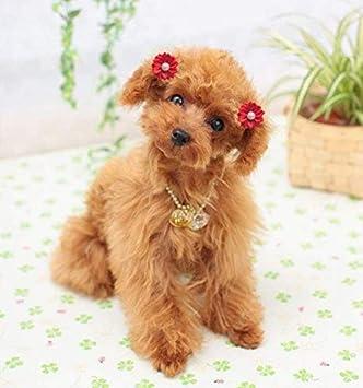 Hot Cute Small Dog Hair Bows Topknot Small Bowknot Rubber Bands Pet Grooming Products Pet Hair Bows Hair Accessories 20 Colors YAKA 40pcs// 20pairs