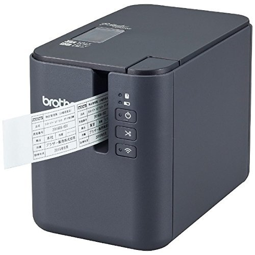 Brother Mobile PTP950NW PT-P950NW Powered Wireless Network Laminated Label Printer by Brother (Image #2)