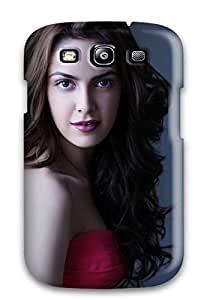Galaxy High Quality Tpu Case/ Indian Actress Shazahn Padamsee MSJjLMq6770gVduJ Case Cover For Galaxy S3