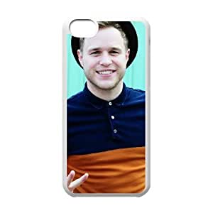iphone5c phone cases White Olly Murs cell phone cases Beautiful gifts YWRD4670218