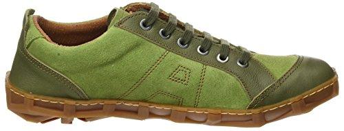 Art Marron Melbourne Homme 0783 Green Lux Sue Vert Sneakers Basses Kaki rOrSqn