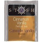Cinnamon Vanilla Herbal Tea