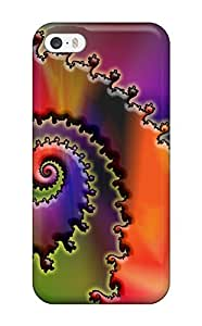 Protection Case For Iphone 5/5s / Case Cover For Iphone(fractal)