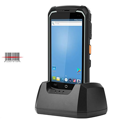 BQ-911 Android Handheld Terminal Support 4G 3G WiFi Bluetooth 1D Honeywell Barcodes Scanner GPS 8.0M Camera for Warehouse,Supermarket,Retails Stock Inventory from BQ Scan Series