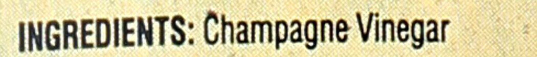 Napa Valley, Champagne Vinegar, 12.7 oz by Napa Valley Naturals (Image #3)