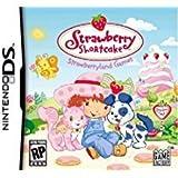 Nintendo DS strawberry Shortcake Strawberry land games