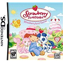 Nintendo Ds Strawberry (Nintendo DS strawberry Shortcake Strawberry land games)