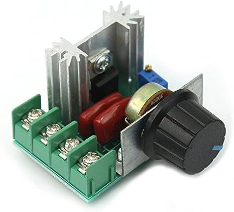 Hrph Neue Einstellbare Spannungsregler Pwm Ac Motor Elektronik