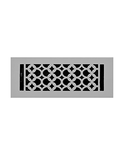 Powder Coated Vent Cover - Heavy Duty Floor Register 4