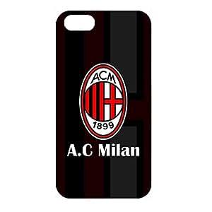 Associazione Calcio Milan Skin Case Football Team Logo Case Personalized AC Milan Logo Phone Case for Iphone 4/4s