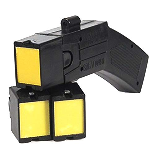 ZJ Stun Gun Remote Distance Electric Shock Selfdefense Outdoor Flashlight Women's Self-Defense
