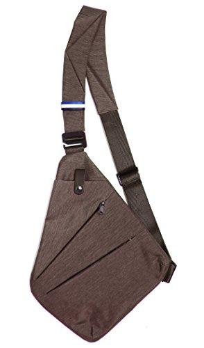 Multipurpose Crossbody Sling Shoulder Bag for Gym Outdoor Travel Sports Workout - Sunglasses Apex